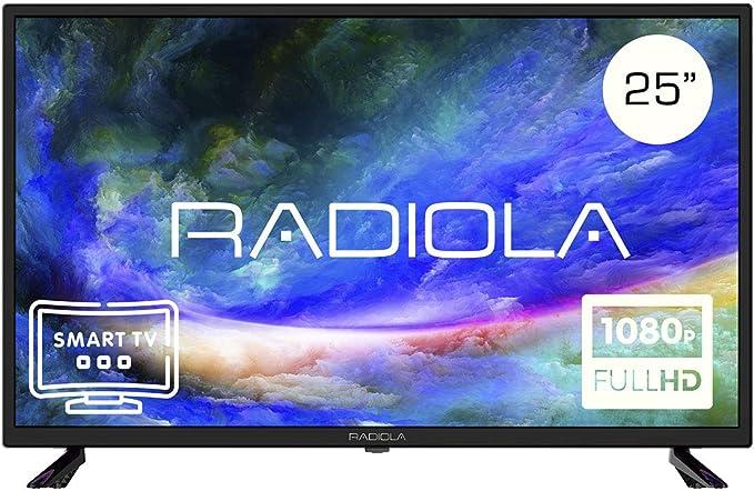 Televisor Led 25 Pulgadas Full HD Smart TV. Radiola LD25100KA ...