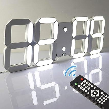 Amazon.com  Pinty Multi-Functional Remote Control Large LED Digital ... 9408be8cbd
