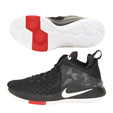 save off a3259 04d7e Amazon.com   Nike Lebron Zoom Witness Mens Basketball-Shoes 852439    Basketball