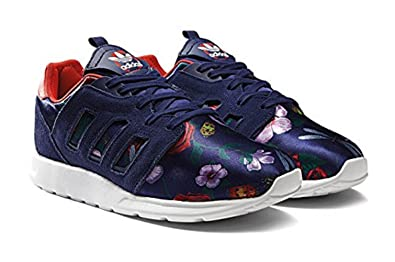 site réputé 968fb 5324e adidas ZX 500 2.0 Rita Ladies (Rita Ora Collection) in Nightsky/Red