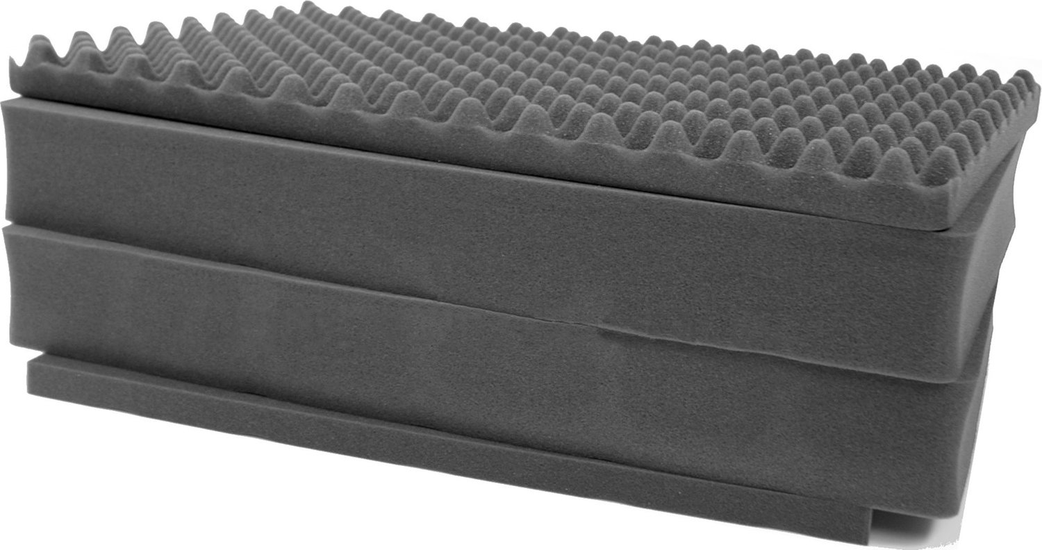 Pelican 1615 Replacement foam set. (Pluck Foam). by CVPKG and Pelican