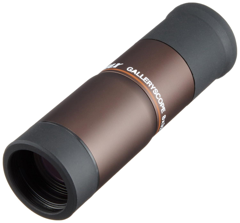 MIZAR-TEC 単眼鏡 8倍32ミリ口径 高性能小型タイプ ケース付き 日本製 ブラック SD-832S B00421S8R0