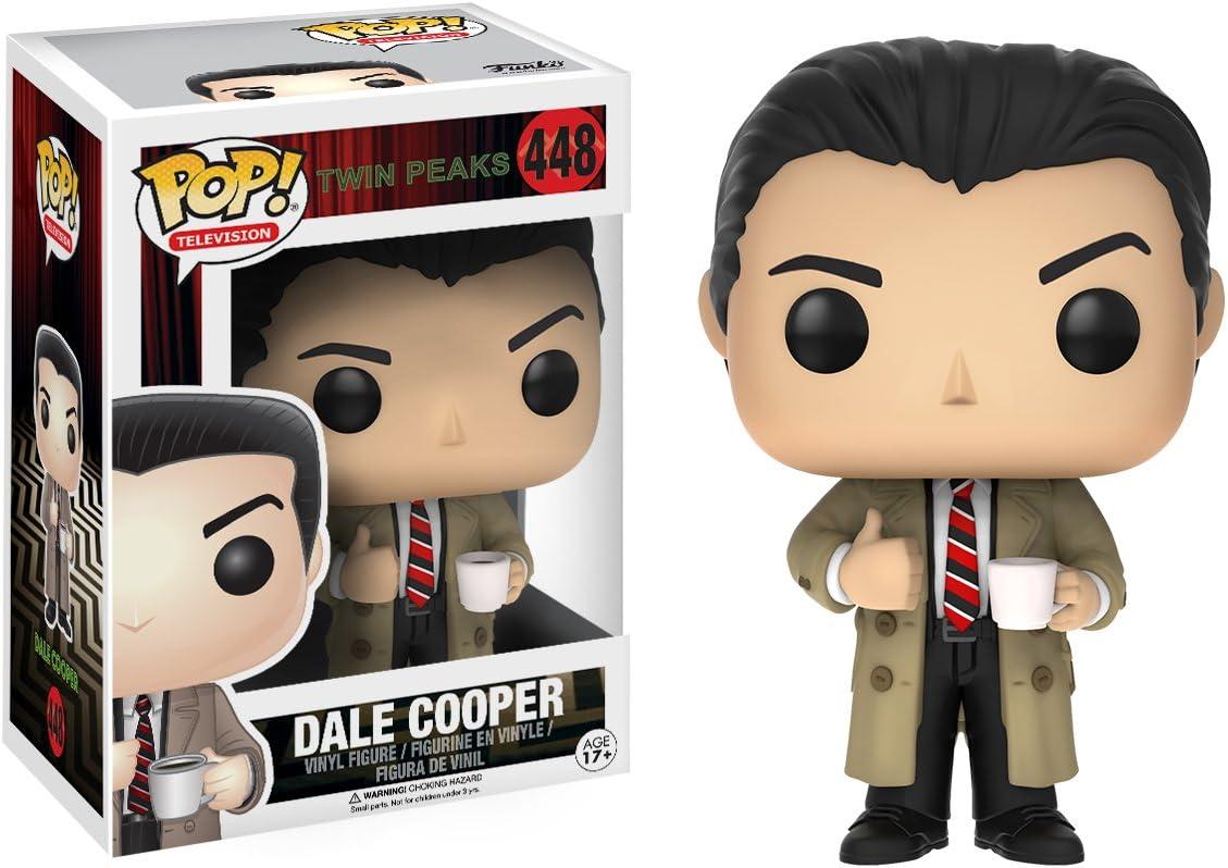 POP! Vinilo - Twin Peaks: Agent Cooper: Amazon.es: Juguetes y juegos