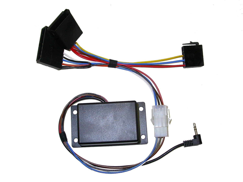Pioneer CA-R-VO.001 - Adaptador para controlar la radio desde el volante para Volvo S-60, V-70, XC-70, XC-90