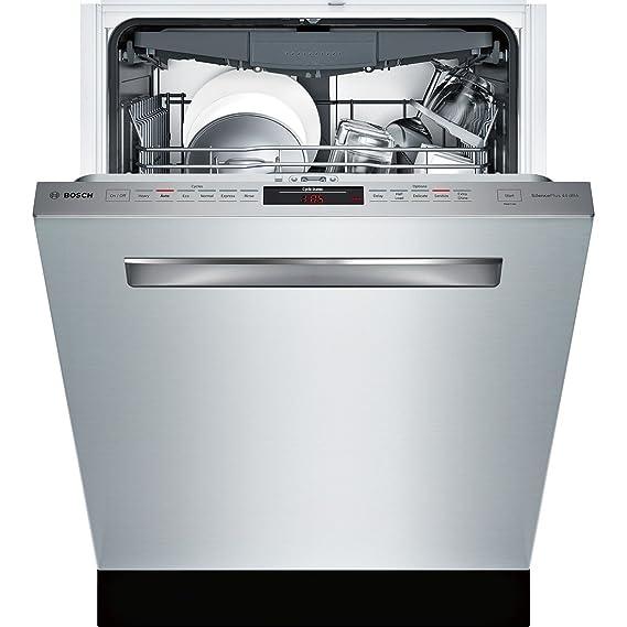 Bosch 800 Series SHE65T52UC Bajo encimera 16cubiertos lavavajilla ...