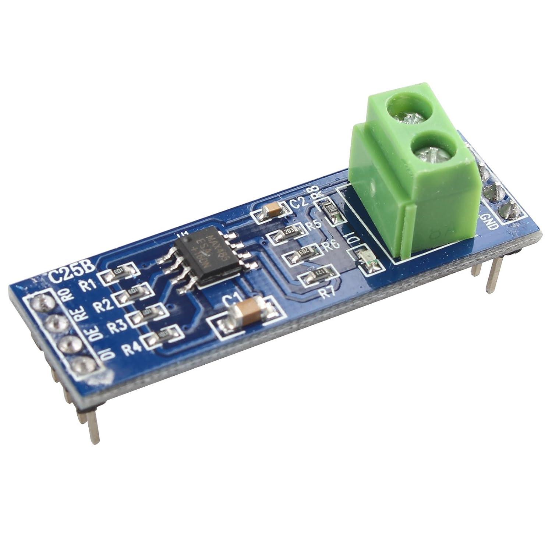 Haljia 5/V Max485/module RS485/module TTL vers RS-485/module convertisseur pour Arduino
