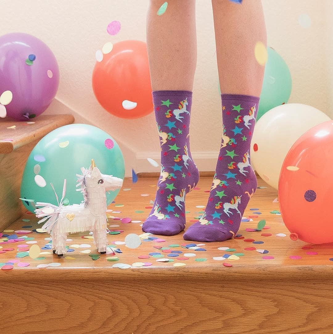 Socksmith Womens Novelty Crew Socks I Shih Tzu Not