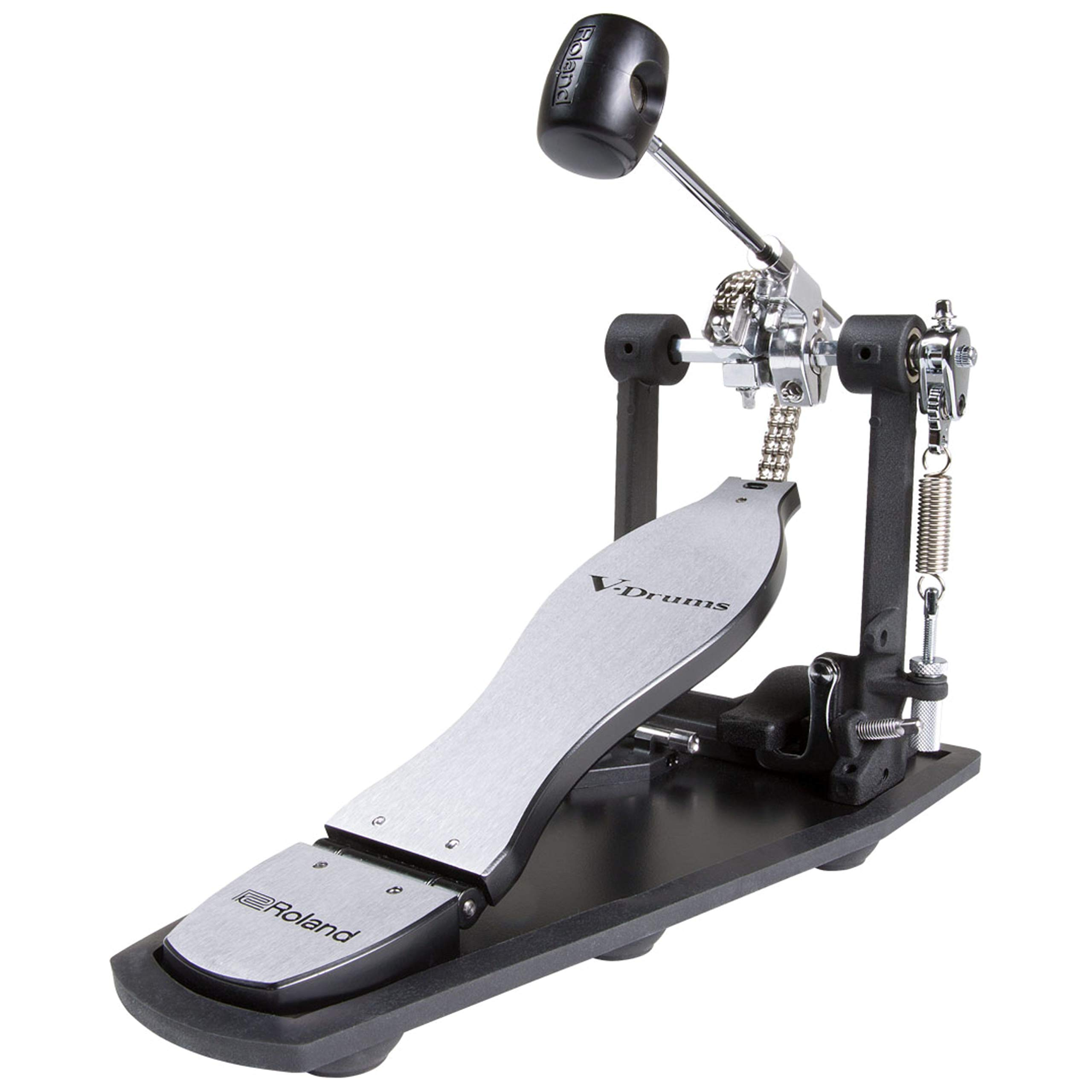 Roland Heavy-Duty Kick Pedal with Noise Eater Technology - RDH-100