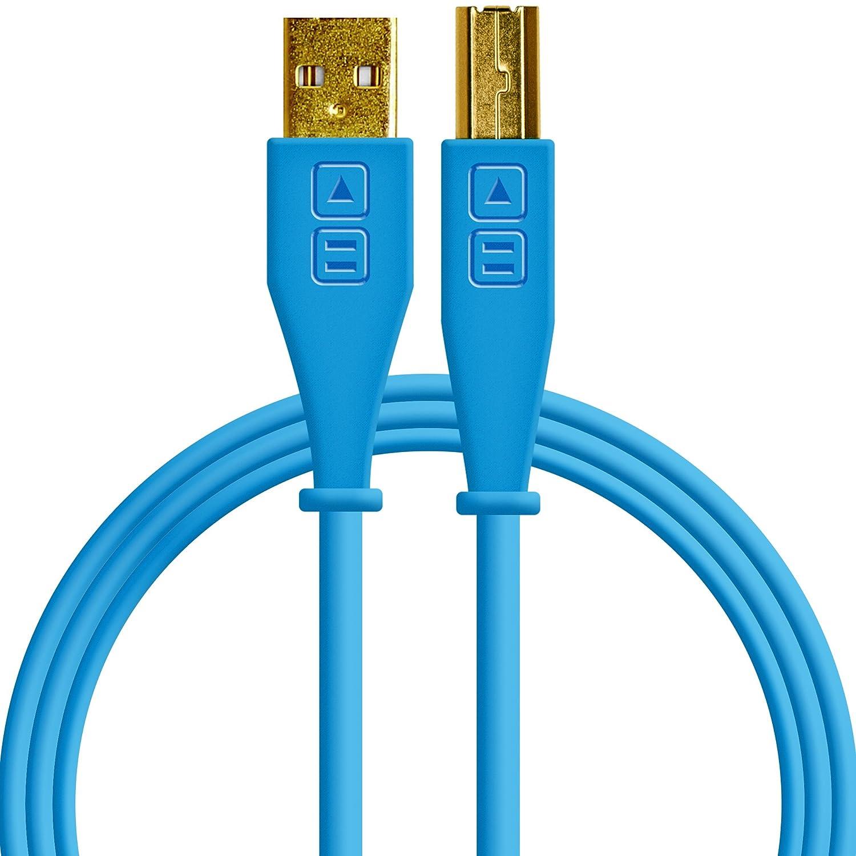 Amazon.com: Chroma Cables: Audio Optimized USB-A to USB-B Cable ...