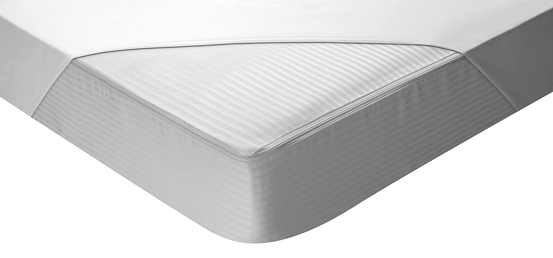 Pikolin Home - Funda de Colchón Cutí, 100% Algodón Satén, cama 120, 120 x 190 cm (Todas las medidas): Amazon.es: Hogar