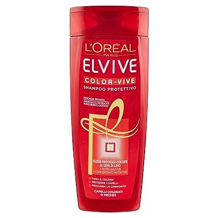 Shampoo per capelli colorati con buon inci