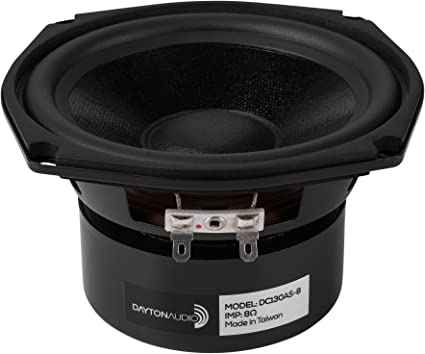 """NEW 2.5/"""" Tweeter.Home Audio Replacement Speaker.4ohm High.silk dome.2-1//2/"""" frame"""