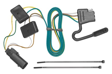 Amazon.com: Reese Towpower 78070 Replacement OEM Tow Package Wiring on trailer harness connectors, ford car harness connectors, ecm harness connectors, wire connectors, gm delphi connectors, signal harness connectors, quick disconnect connectors, saturn a c clutch harness connectors, oem ford trailer wiring harness, cable connectors, battery connectors, automotive fuse box connectors, auto electrical harness connectors, oem terminals connectors, bullet connectors, power supply connectors, car wiring connectors,