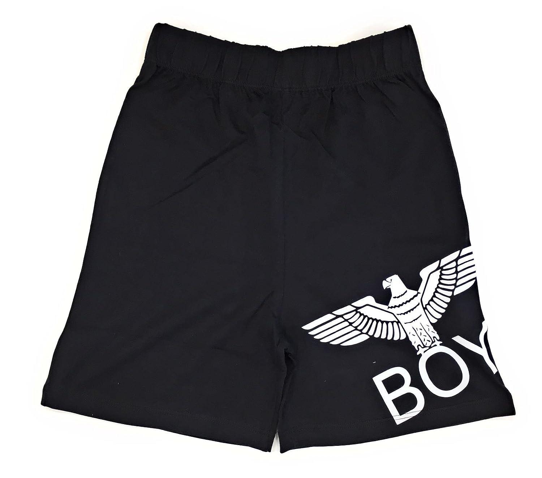 Boy London Sport Bambino BMBL181105J Nero Bermuda Primavera/Estate