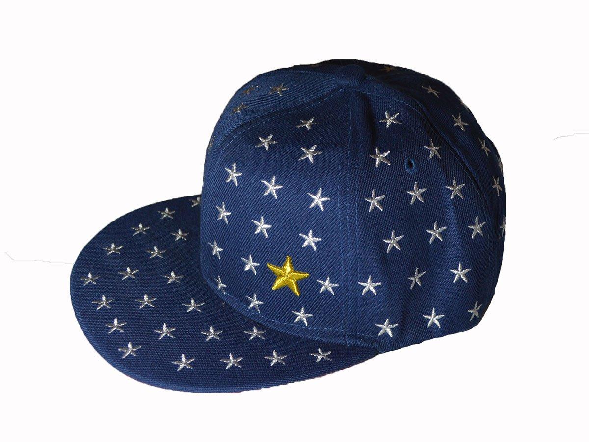 Cool Gorra de Tela Vaquera Bordada con diseño de Estrella: Amazon.es: Jardín