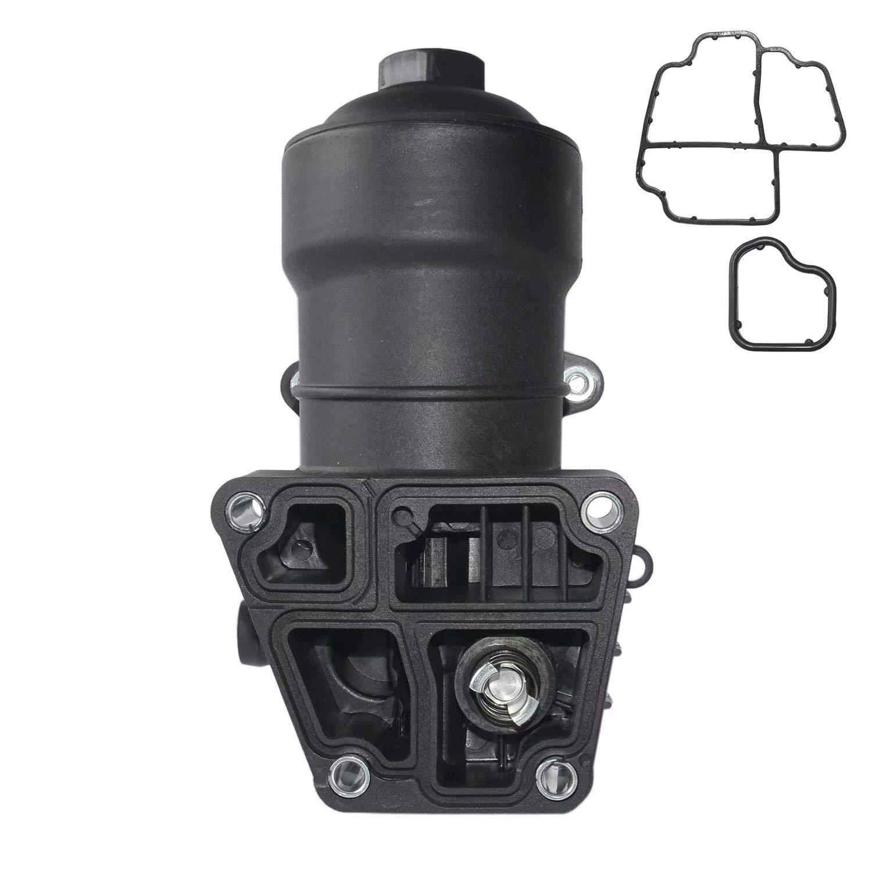 BOLV 03L 115 389 B/C/G/H - Filtro de aceite para 03L 115 389 B 03L 115 389 C: Amazon.es: Coche y moto