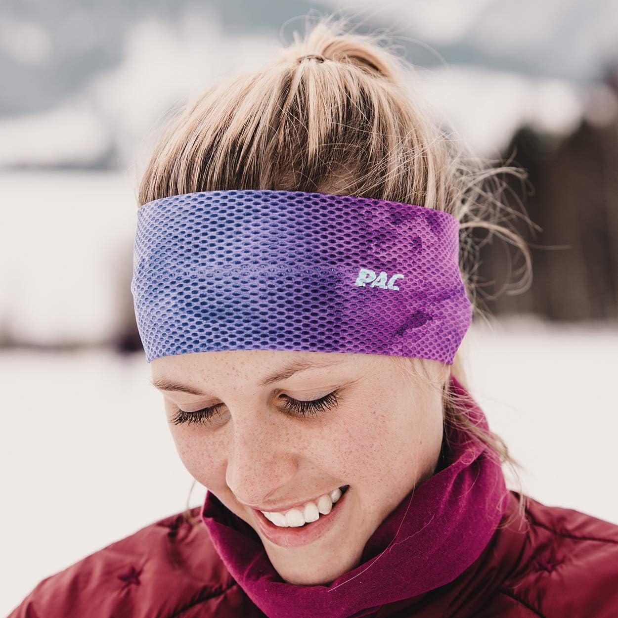 Unisex, verschiedenste Designs Slim Headband Outdoortuch Ohrenschutz P.A.C Schwei/ßband Sport Headband Funktionsstirnband nahtloses Stirnband