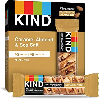 product image for KIND Caramel Almond & Sea Salt, 8.4 Oz (Pack Of 6)