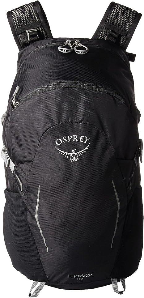 Osprey hikelite 26 Unisexe Sac à dos randonnée-Noir Taille Unique