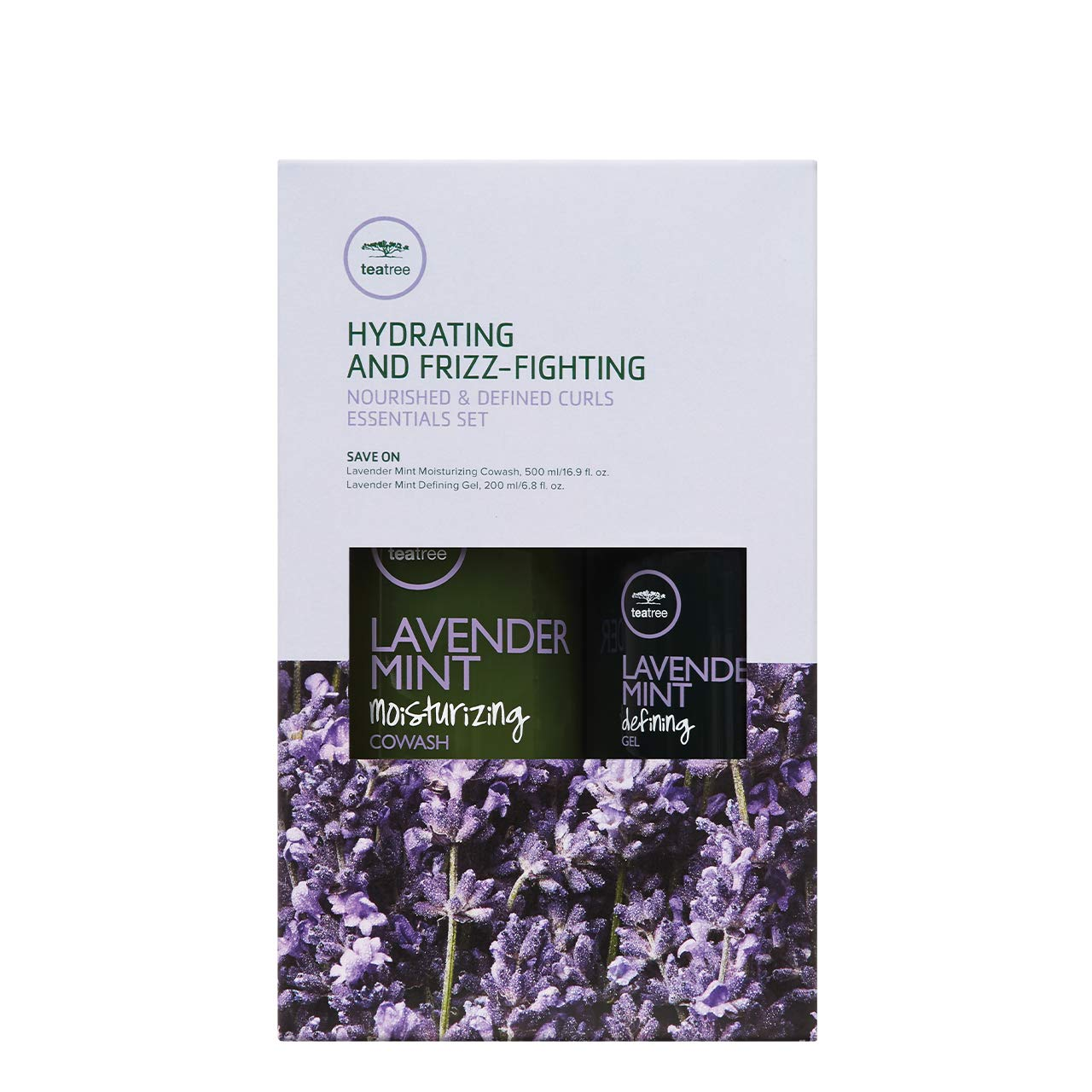 Tea Tree Tea Tree Hydrating and Frizz-Fighting Duo Set by Tea Tree