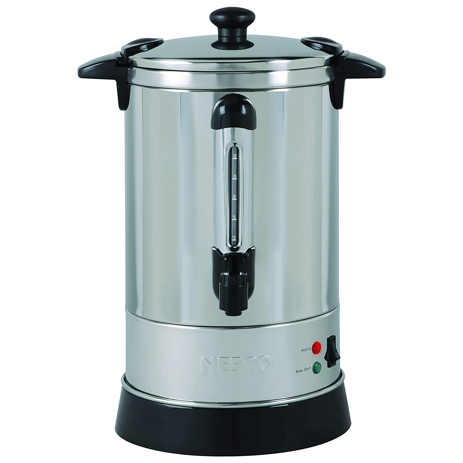 Nesco CU-30 Professional Coffee Urn Stainless Steel