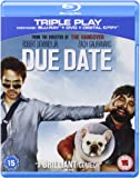 Due Date [Blu-ray] [Region Free]