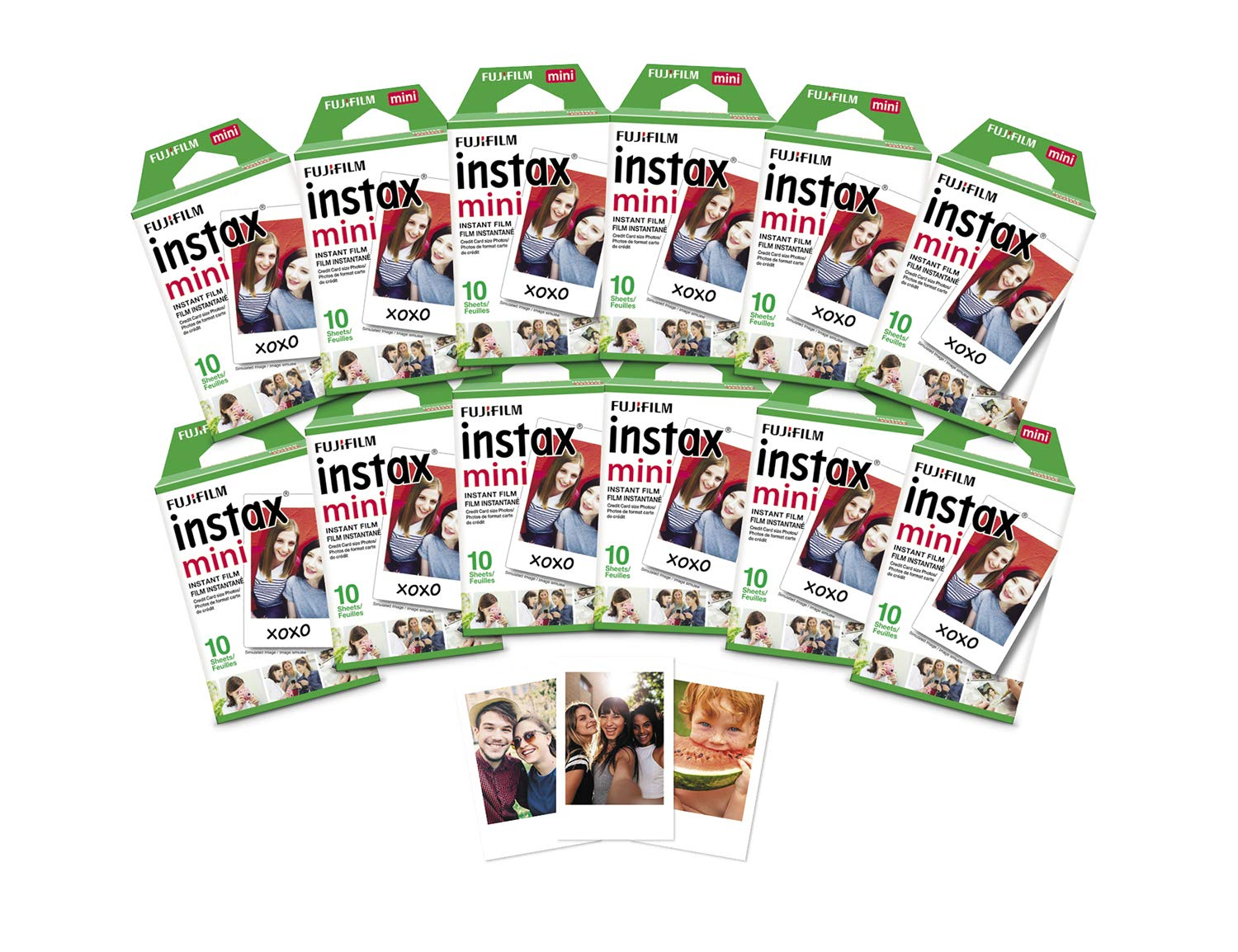 Fujifilm Instax Mini Instant Film Value Pack - 120 Photos by Fujifilm