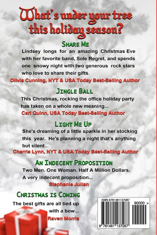 A Very Naughty Xmas: Olivia Cunning, Cherrie Lynn, Cari Quinn ...