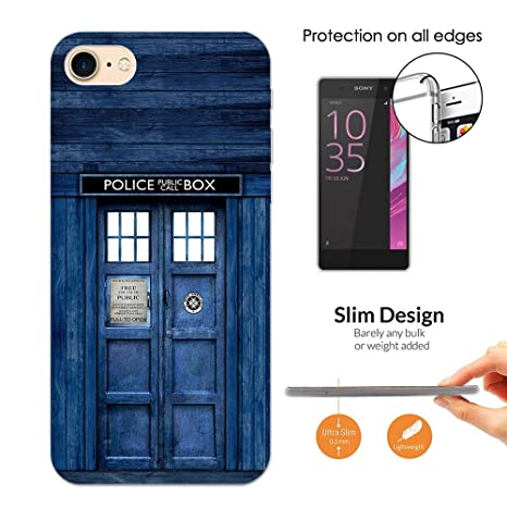 coque iphone 8 plus doctor who