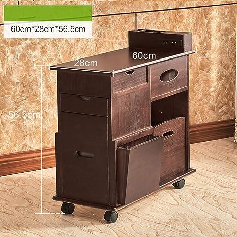 Amazon.com: Xiaoyan - Mesa auxiliar de salón, sofá y armario ...
