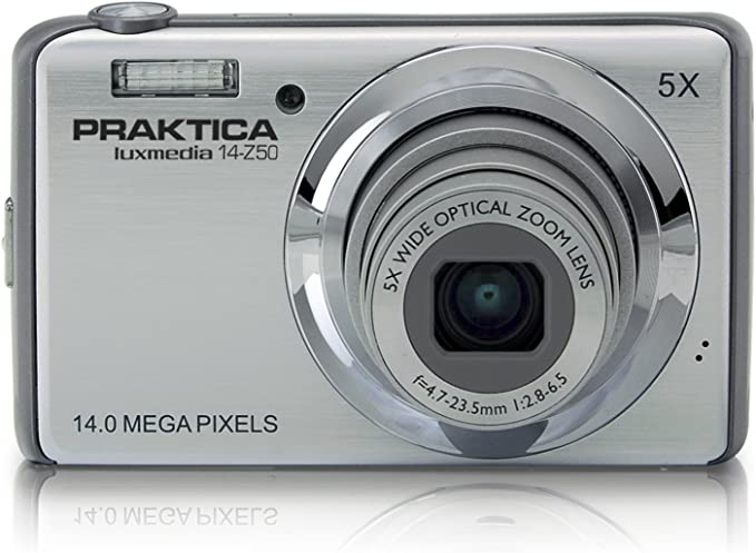 Praktica Luxmedia 14 Z50 Digitalkamera Kb 26 130mm2 7 Kamera