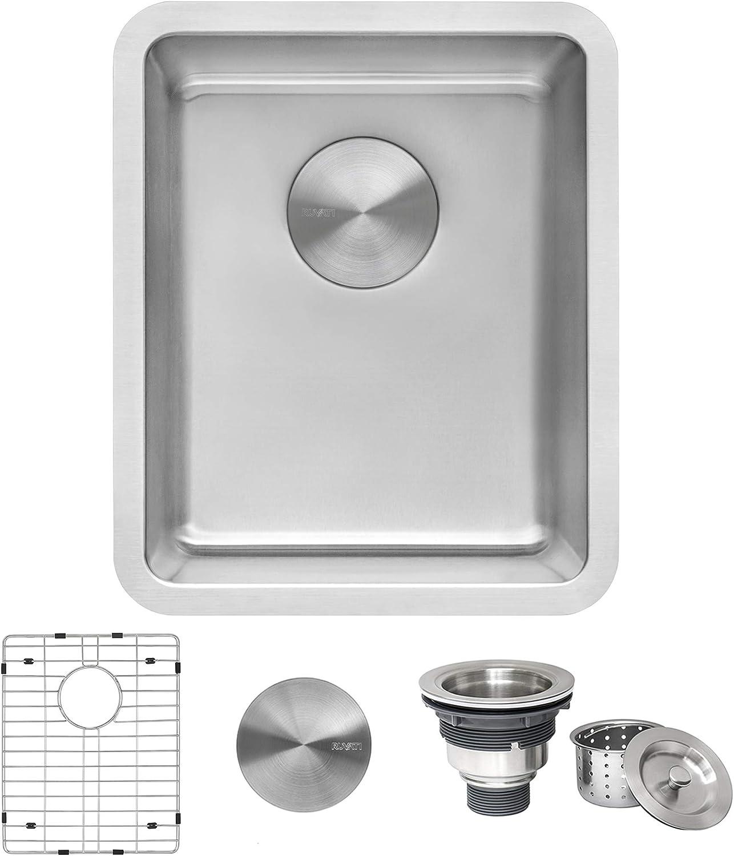best gauge for kitchen sink