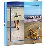 Hama 00106281 Album photo Sea Shells 29 x 32 cm 60 pages (Bleu)