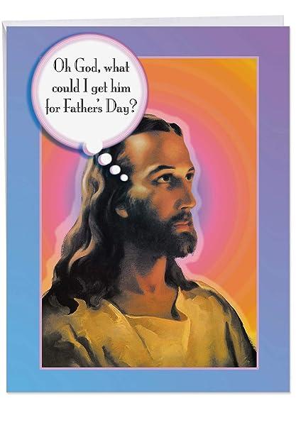 Lo Que Para Obtener Lo día del padre broma Tarjeta de papel ...