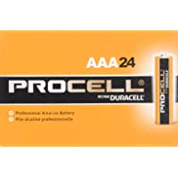 Duracell 32-MA92-DH0O Procell Alkaline Battery, AAA (Pack of 24), Packaging May Vary