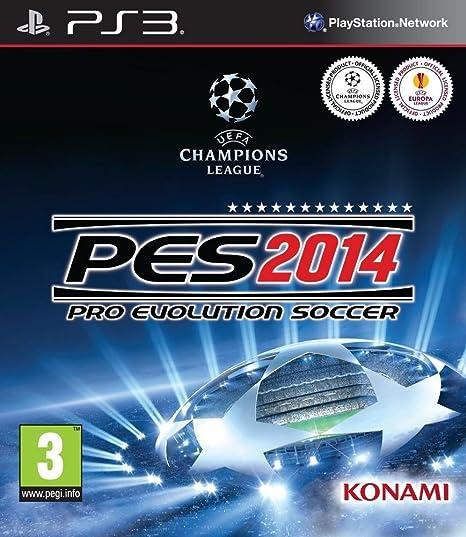 PES 2014: Pro Evolution Soccer [Importación Francesa]: Amazon.es ...