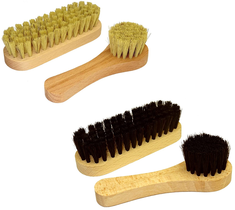 DELARA Cepillo de limpieza resistente - Color negro VJojQ7DI