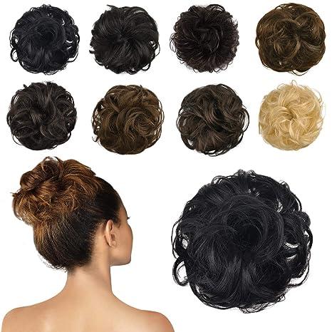 hair pieces updo