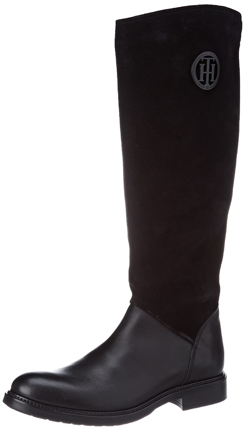 Womens H1285olly 18c Ankle Riding Boots Tommy Hilfiger RhfAHf