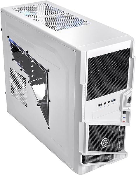 con Finestra Laterale CMS-693-WWN1-V2 microATX USB 3.0 Cooler Master CM 690 III White Case per PC ATX