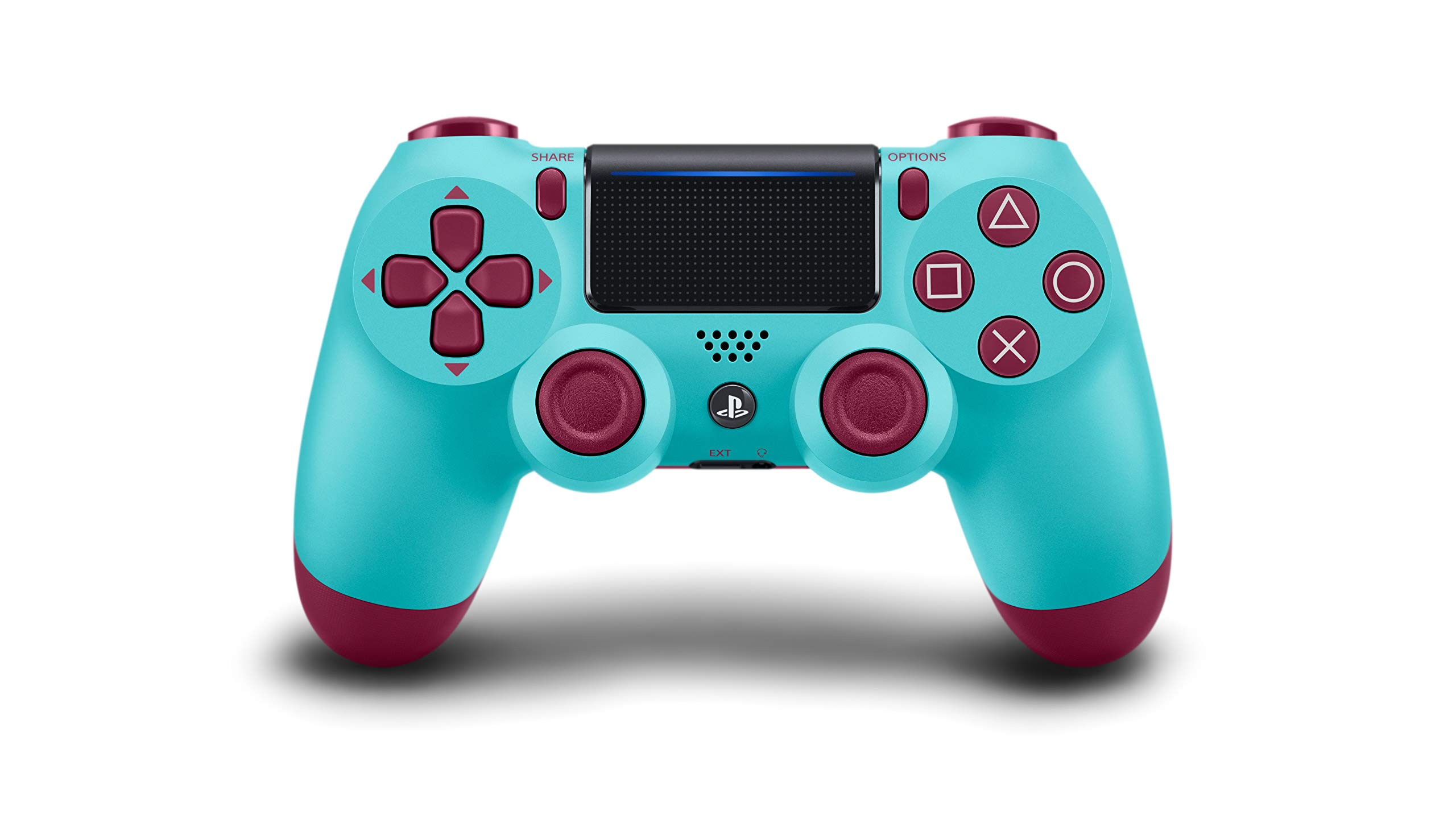DualShock 4 Wireless Controller for PlayStation 4 - Berry Blue