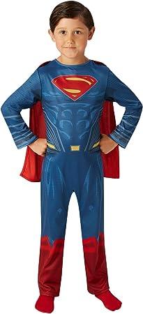 DC Comics - Disfraz de Superman Justice League para niño, infantil ...