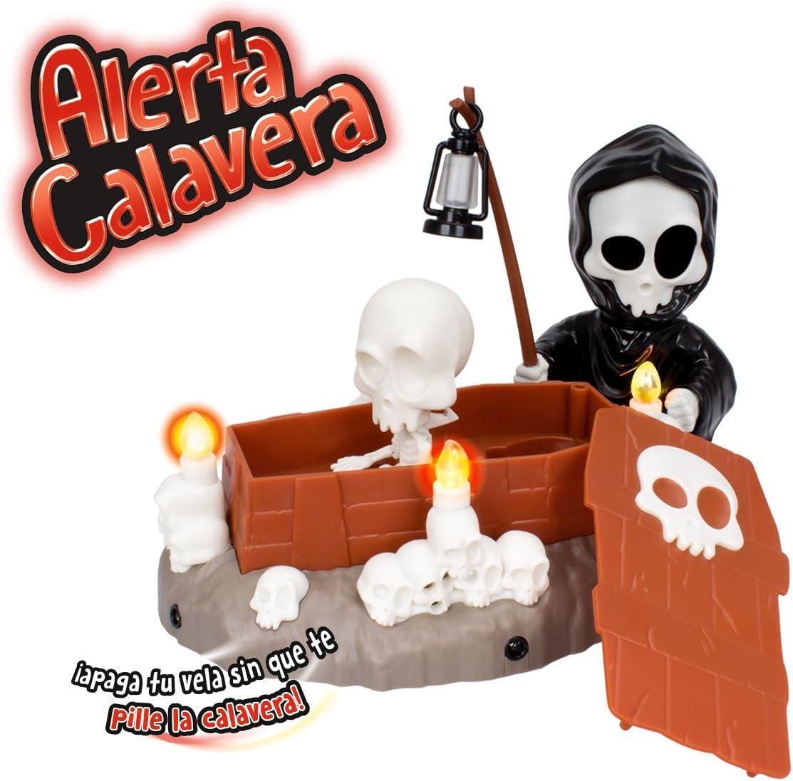 World Brands- Alerta Calavera (678406): Amazon.es: Juguetes y juegos