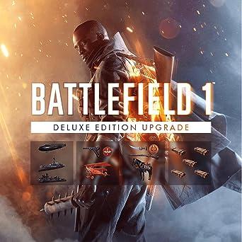 Amazon Com Battlefield 1 Deluxe Edition Content Ps4 Digital Code Video Games