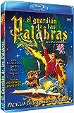 El Guardián de las Palabras BD 1994 The Pagemaster [Blu-ray]
