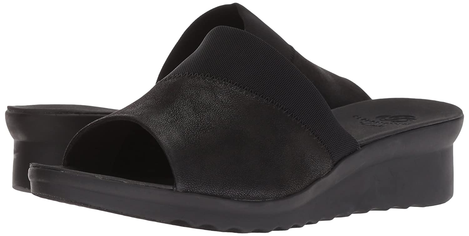 5dc067f8654 Amazon.com  CLARKS Women s Caddell Ivy Slide Sandal  Shoes