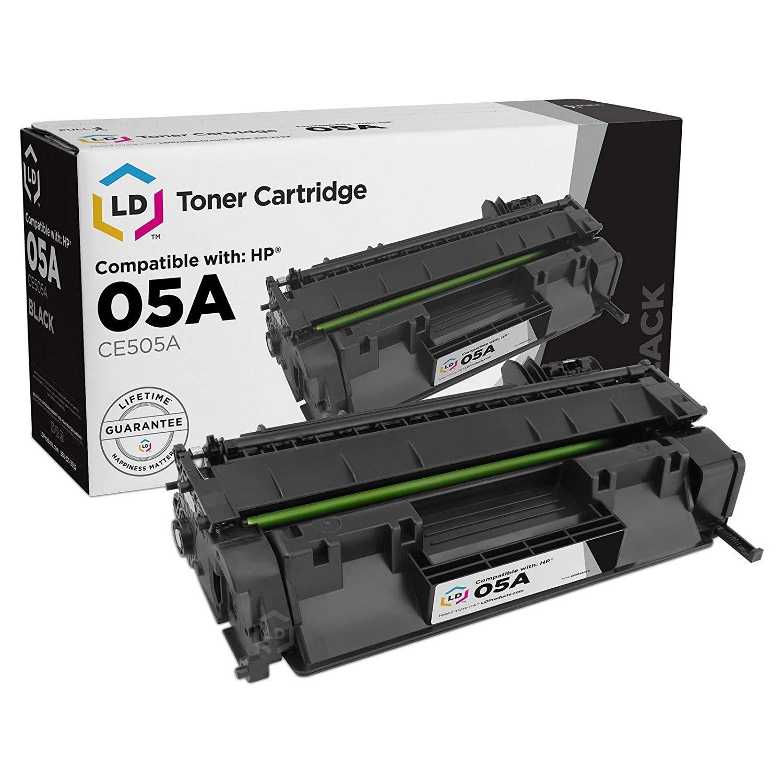 Toner Alternativo ( X2 ) Negro 05A CE505A  (EN5E)