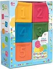 Cubos Divertidos, Toyster Brinquedos, Multicor
