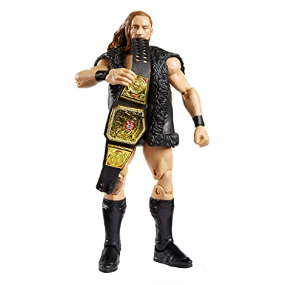 WWE Elite Figure Pete Dunne: Toys & Games