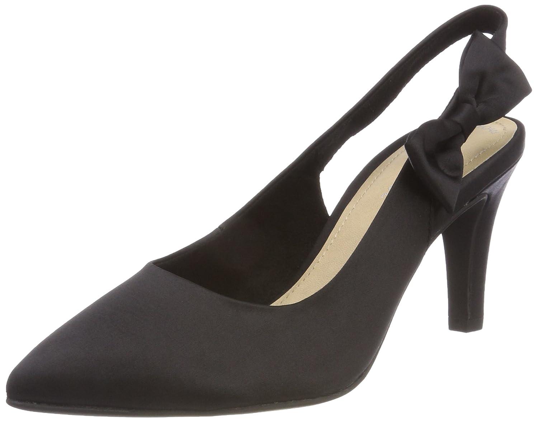 TALLA 37 EU. ser 29600, Zapatos de Talón Abierto para Mujer